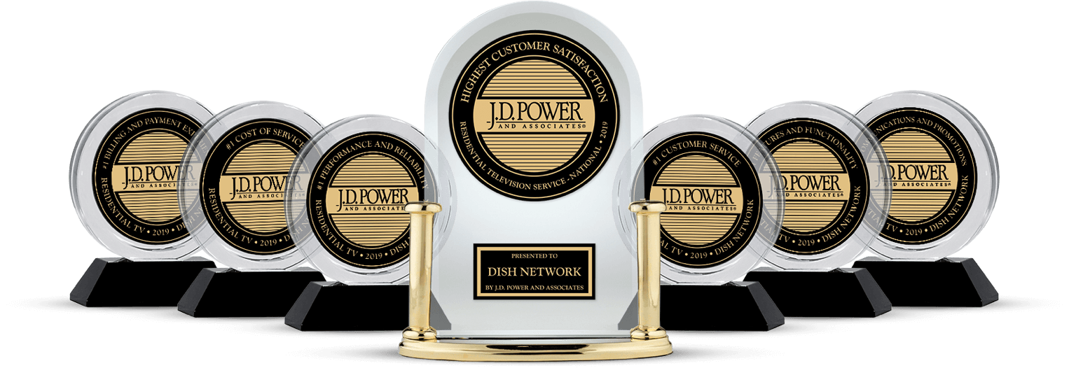 DISH Customer Satisfaction - Ranked #1 by JD Power - Avon Wireless & Satellite in Hayward, CA - DISH Authorized Retailer