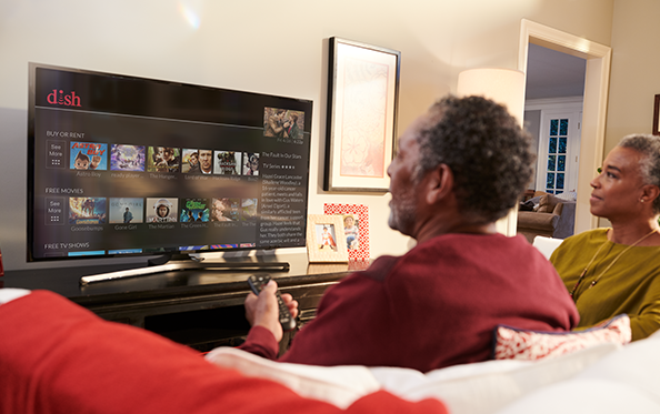 Customers 55+ Receive their first On Demand Movie Rental FREE Each Month from Avon Wireless & Satellite in Hayward, CA